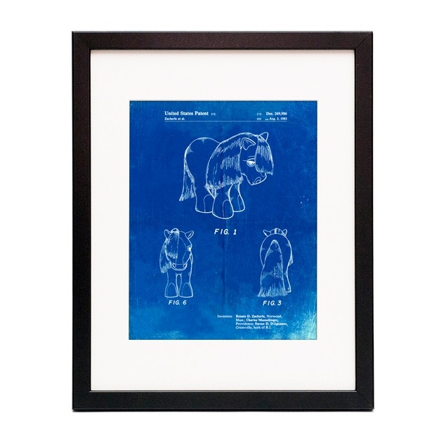 My Little Pony Patent Poster