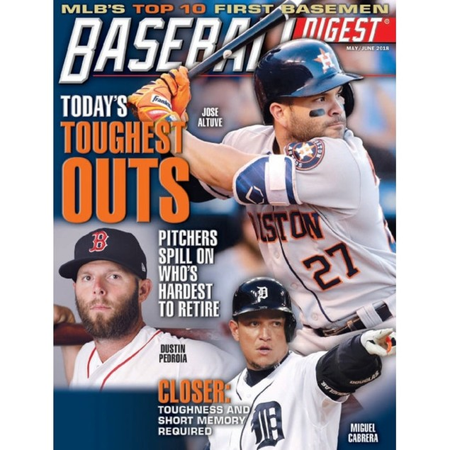 Baseball Digest Magazine Subscription
