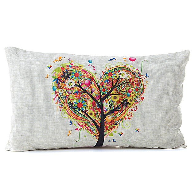 Classical Sofa Seat Cushion Cover Decorative Throw Pillow Cover Case
