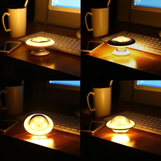 LED Motion Sensor 360 Degree Rotating Light