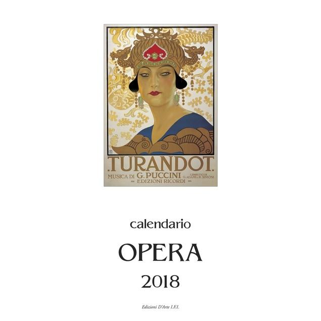 Opera Vertical Wall Calendar (Bilingual), Standards, Opera & Musicals by
