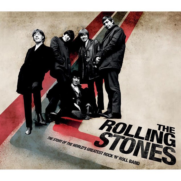 The Rolling Stones Book, Rock by Sterling