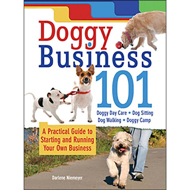 Doggy Business 101 Book, Assorted Dogs by TFH Publications