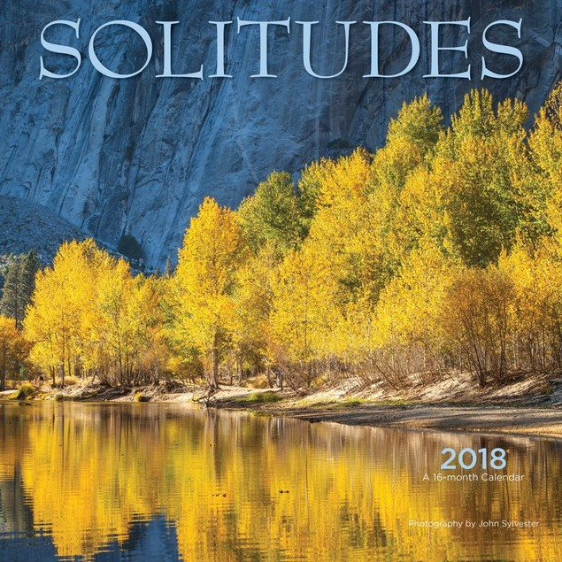 Solitudes Wall Calendar, More Inspiration by Calendars