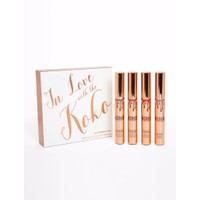 Kylie Cosmetics In Love With The KoKo Lip Set