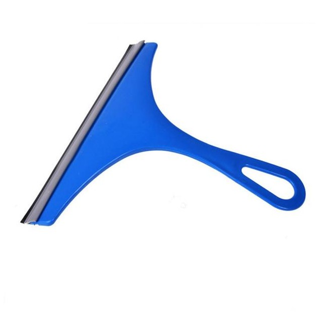 Glass Window Wiper Soap Cleaner Squeegee Mirror Car Blade Brush