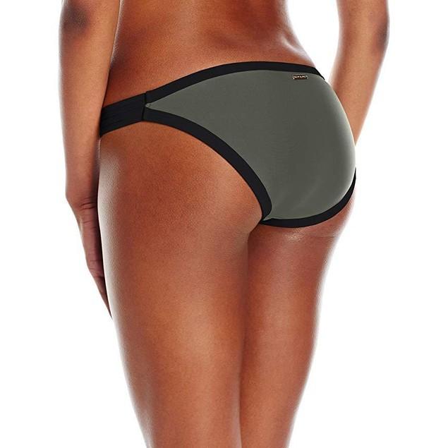 Body Glove Women's Surf Rider Multi Strap Low Rise Bikini Bottom Sz XS