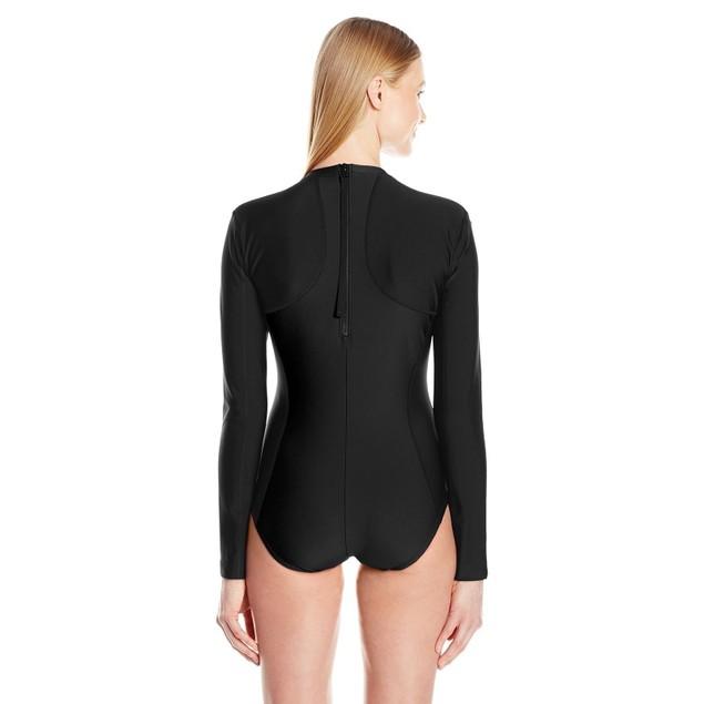 LOLE Women's Navagio Onepiece,Black SIZE SMALL