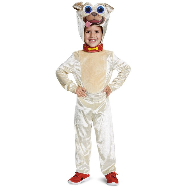 Rolly Puppy Dog Pals Costume