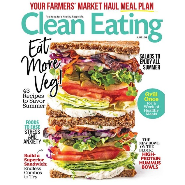 Clean Eating Magazine Subscription