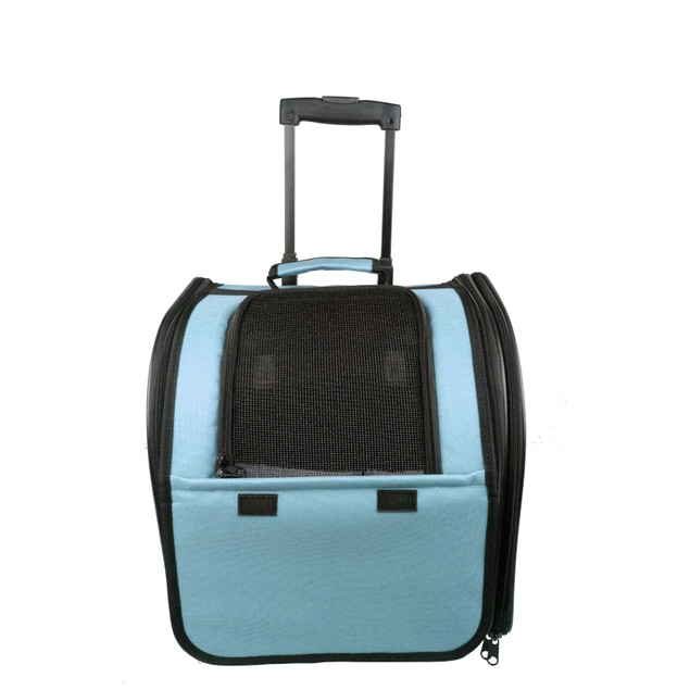 Wheeled Airline Approved Travel Pet Carrier