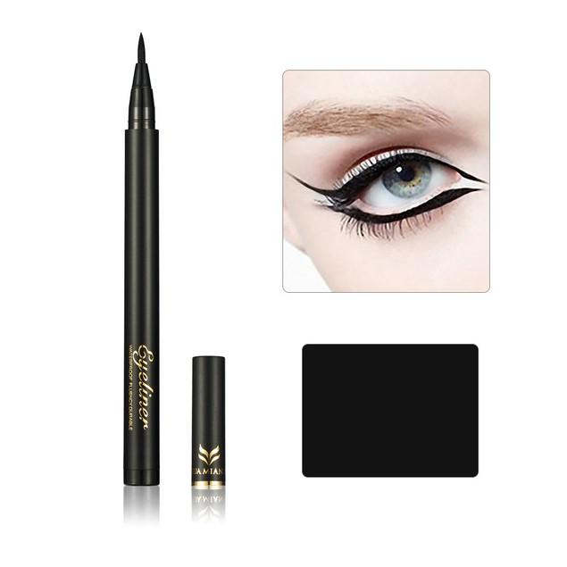 Eyebrow Glitter Shadow EyeLiner Pencil Pen Cosmetic Makeup Set