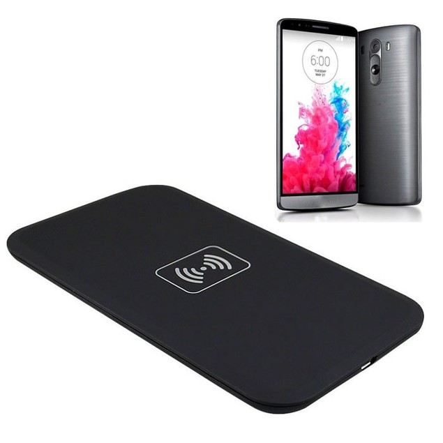 Qi Wireless Charger Charging Pad for LG G3 D851 D850 D855 F400 F460
