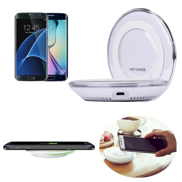 Qi Wireless Charging Charger Pad For Samsung Galaxy S7/S7 Edge