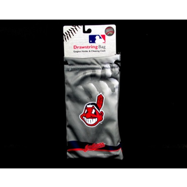 Cleveland Indians MLB Microfiber Glasses Bag