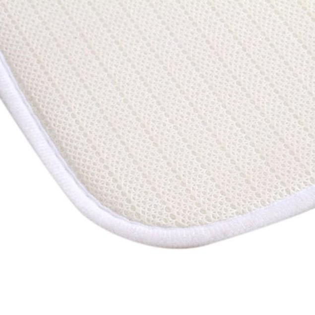 Kitchen Carpets Memory Foam Bathroom Absorbent Non-slip Mat