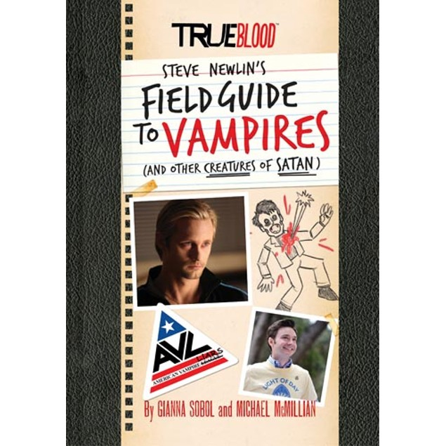 TrueBlood Field Guide to Vampires Book, Drama TV by Chronicle Books