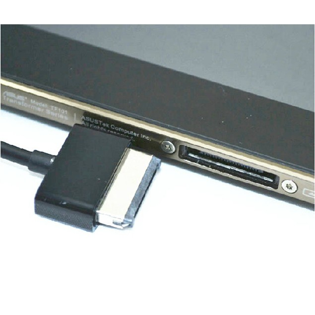 Charger Data Cable For Asus Eee Pad Transformer TF101 Tablet
