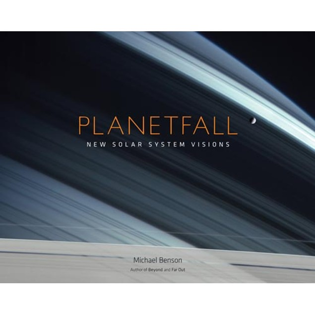 Planetfall Book, Astronomy by Abrams