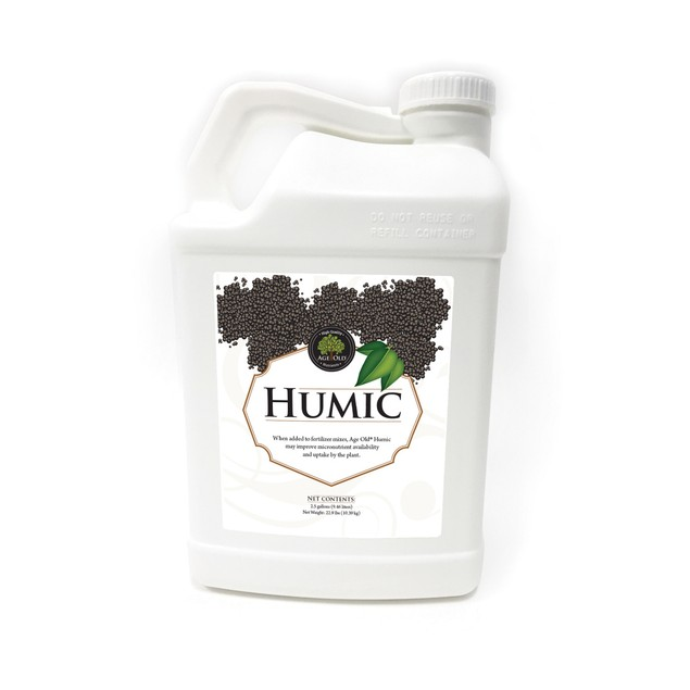 Age Old Liquid Humic 2.5 Gal, 2/cs