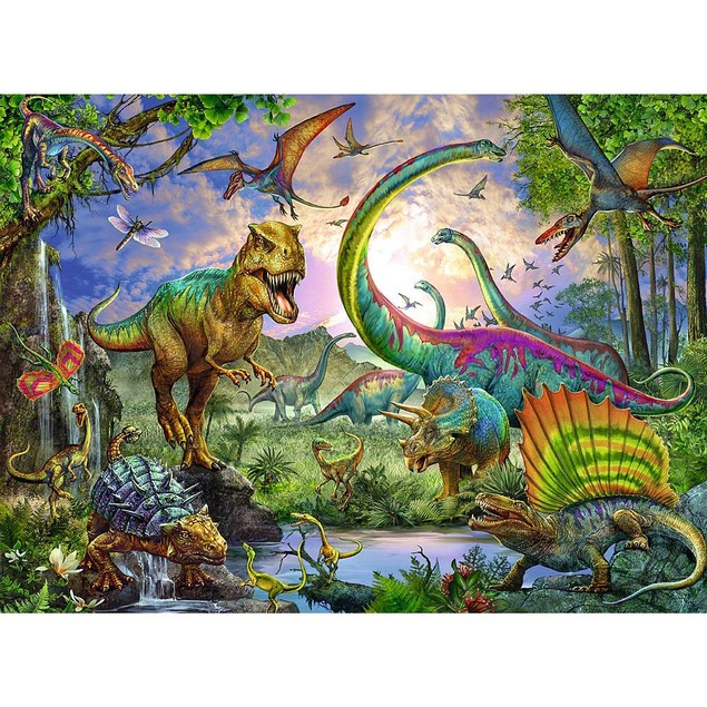 Realm of the Giants 200 Piece Puzzle, More Puzzles by Ravensburger
