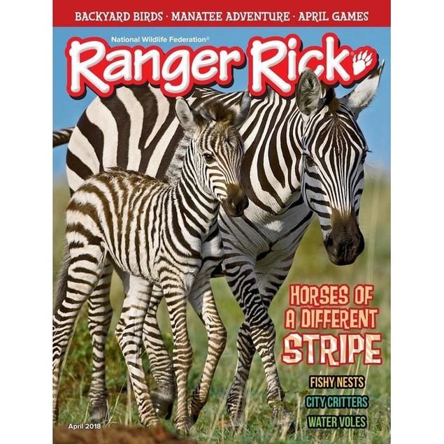 Ranger Rick Magazine Subscription