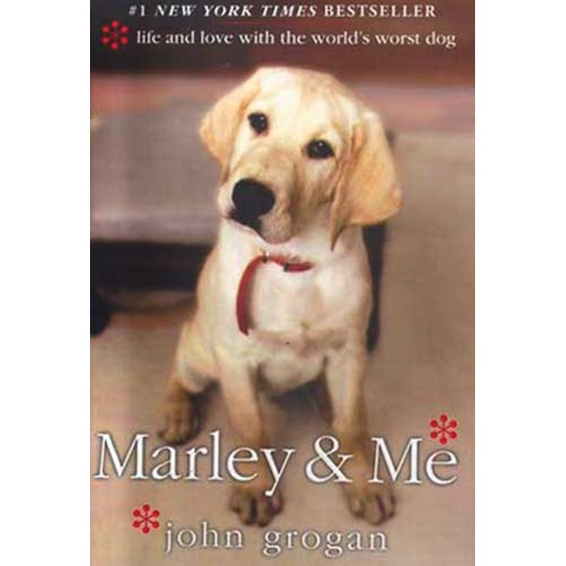 Marley and Me Book, Assorted Dogs by William Morrow & Company