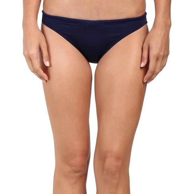 NWT TYR Lula Bikini Bottom Women's Solid Navy SIZE SMALL (4/6)
