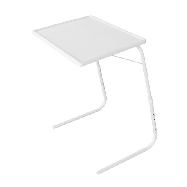 Adjustable Tray Table, The Ultimate Portable Folding Table