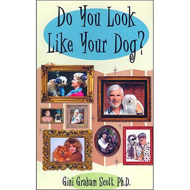 Do You Look Like Your Dog Book, Funny Dogs by Broadway Books