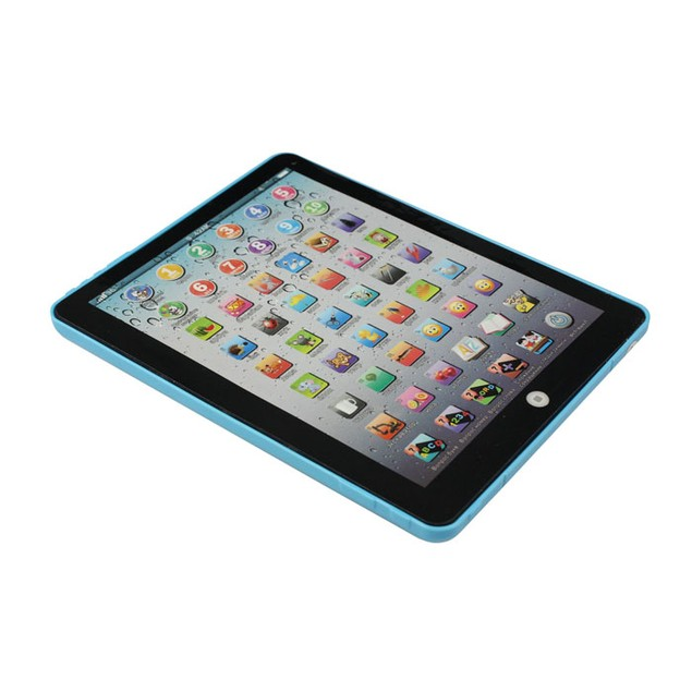 Russian Learning Education Machine Tablet Toy For Kids