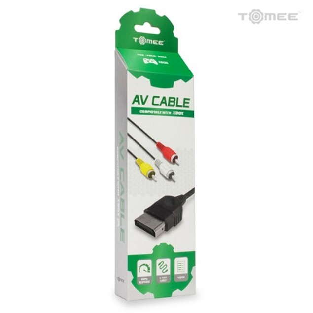 Xbox AV Cable - Tomee