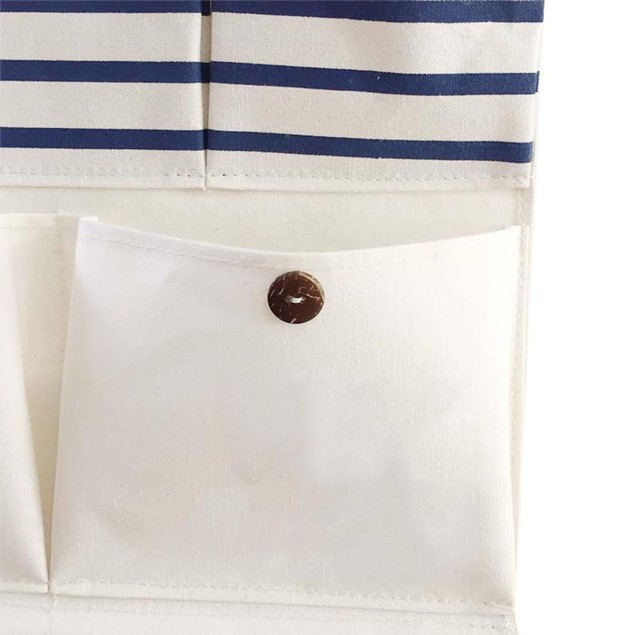 Pocketed Cotton Storage Bag