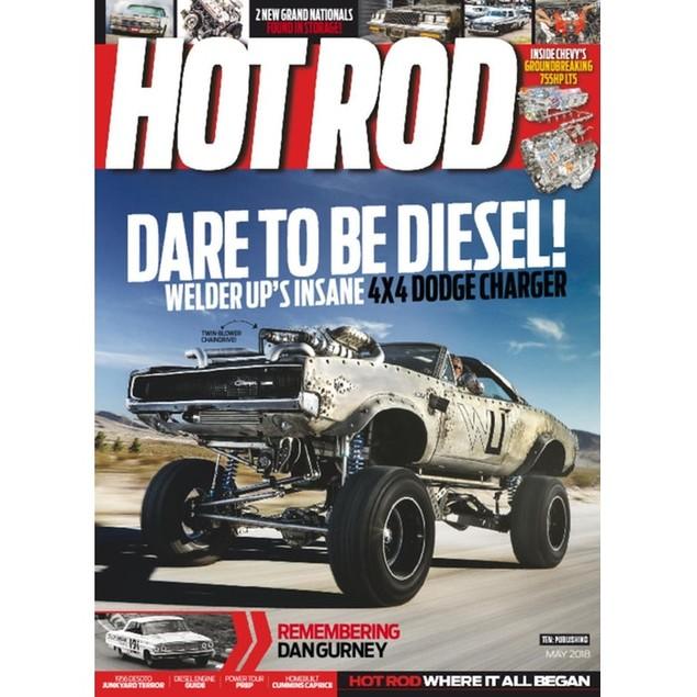 Hot Rod Magazine Subscription