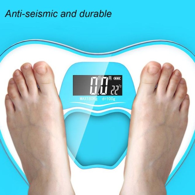 180kg Digital Electronic Bathroom Scale Health Weight Blance Body Scale