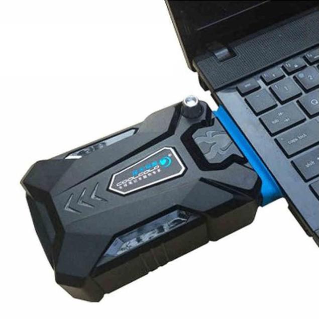 Mini Vacuum Air Extracting USB Case Cooling Fan