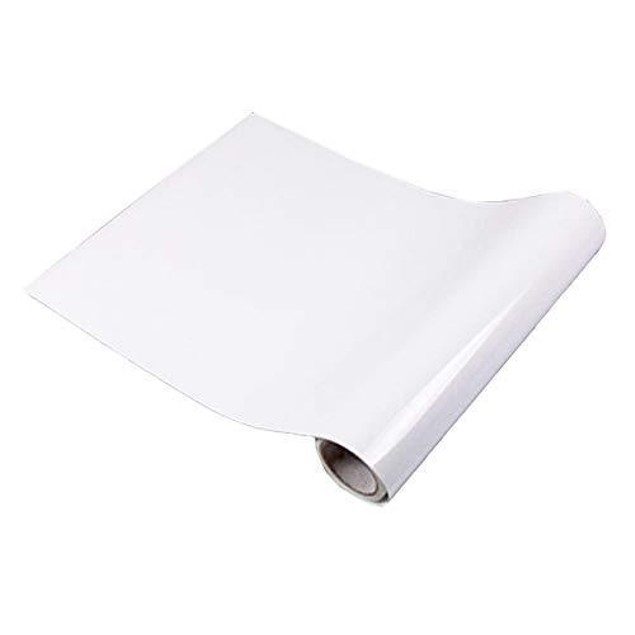 Waterproof High Gloss Vinyl Pearl White Self Adhesive Contact Paper