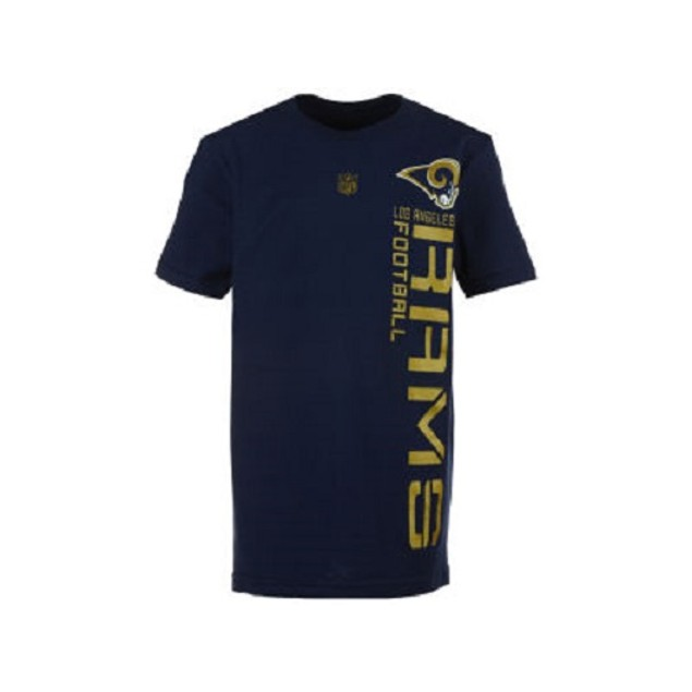 Los Angeles Rams Outerstuff NFL Youth Terminus Vertical T-Shirt