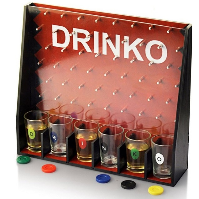 Drinko Drinking Game, Wine, Beer & Spirits by Go! Games