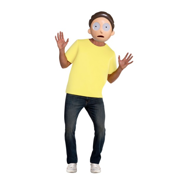 Morty Smith Rick And Morty Adult Costume