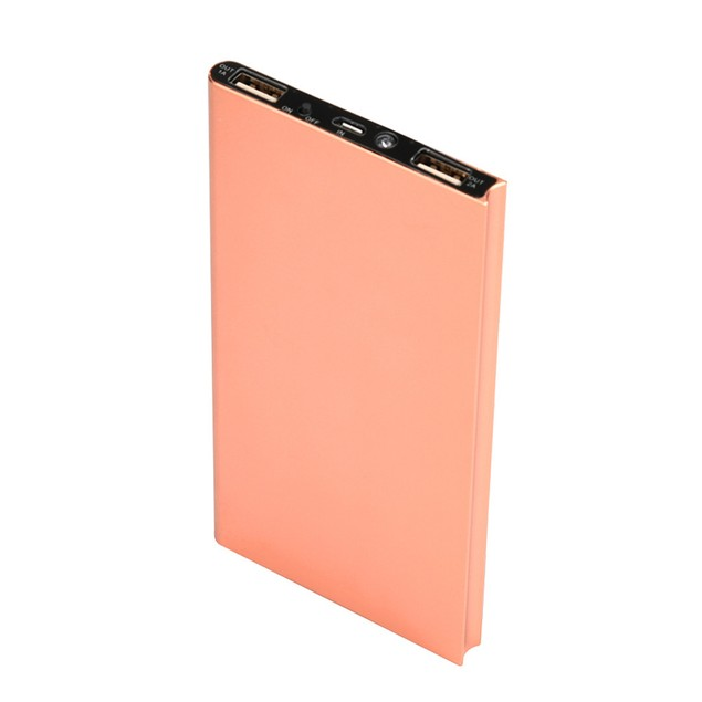 20000mAh Portable Cell Phone Pack Backup External Battery Power Bank