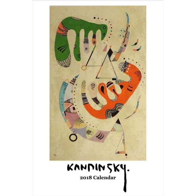 Kandinsky Poster Calendar, Fine Art by Retrospect Group