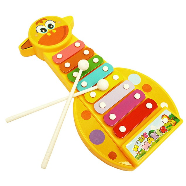 Kid's Musical 8-Note Xylophone Toy