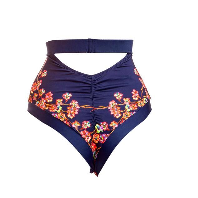 Women Padded Bra Swimsuit Swimwear Push-up Monokini Bikini Bathing