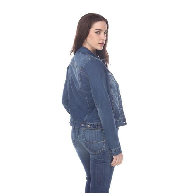 Classic Women's Denim Jacket