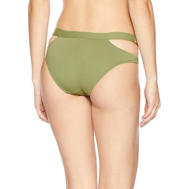 Seafolly Women's Active Multi Strap Hipster Bikini Bottom Sz: 8