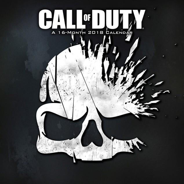 Call of Duty: Zombies Wall Calendar