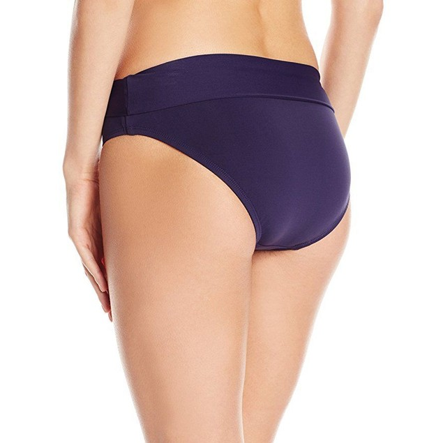 Bleu Rod Beattie Women's Cruise Control Solid Classic Midster Bottom S