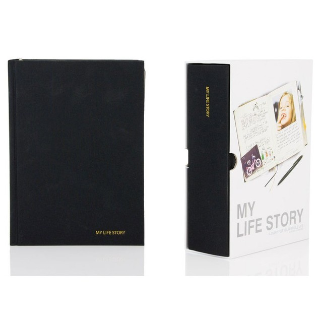 My Life Story Book, Women's Interests by Suck UK