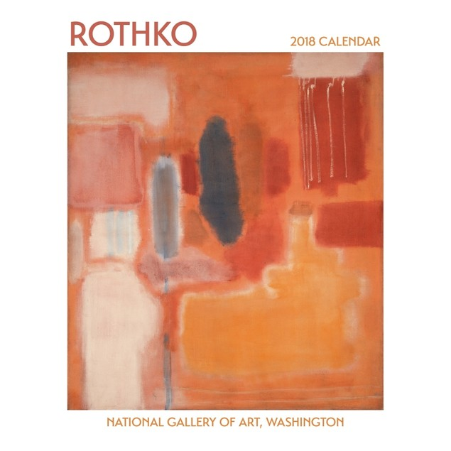 Rothko Mini Wall Calendar, Fine Art by Pomegranate